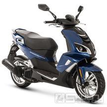 Peugeot Speedfight 4 125i  E4 - barva tmavě modrá