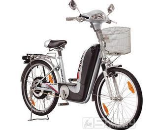 Tauris R 108-48V - motokolo - barva stříbrná
