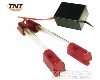 Trubice 15,5cm 4 LED
