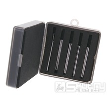 Sada jehel šoupátka Naraku pro karburátor PHVA a PHBN 12 až 17,5mm
