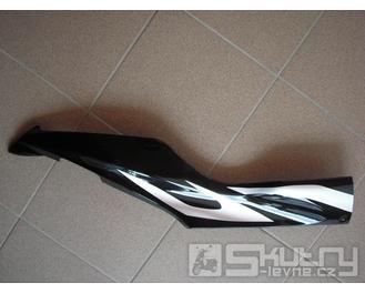 Boční kryt podlahové části Kingway Euroboy - barva černá, strana levá
