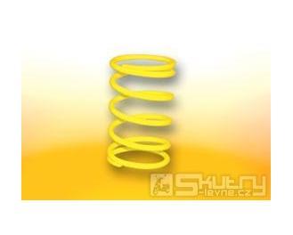 Kontrastní pružina Malossi žlutá, Minarelli +60%