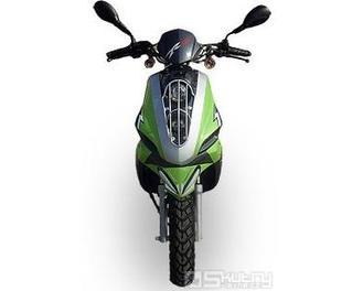 Motorro CLEA 50 - barva zelená