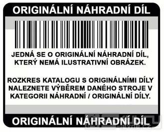 Manufacturer's label