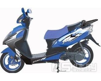 Kingway CAMARO 50 - barva modrá