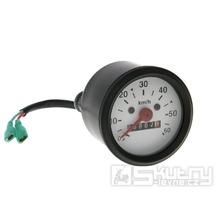 Tachometr kulatý o průměru 60mm do 60km/h pro Tomos A35