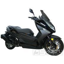 MPKorado Maximus 125 EFI - barva černá