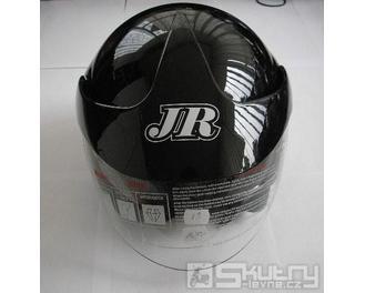 Přilba Tornado JR - barva černá, velikost XS