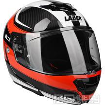 Přilba Lazer MONACO EVO 2.0 Pure Carbon Red