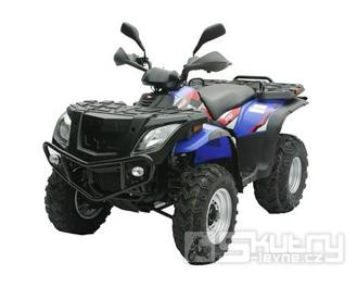 Linhai ATV 300 LH ANNIVERSARY 4x4 - barva modrá