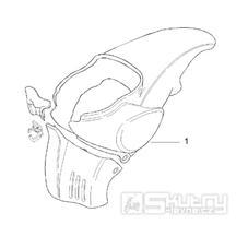 28.14 Zadní kapotáž - Scarabeo 50 2T (motor Minarelli) 1993-1997 - 072, 081, 081P1, 092, 094