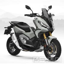 Honda X-ADV E5 - barva šedá