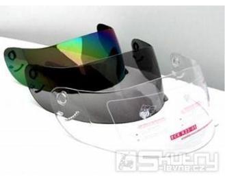 Plexi pro přilbu MAXX H-810 FIBRE GLASS - plexi čiré