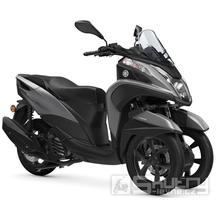 Yamaha Tricity 125 - barva šedá