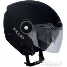 Přilba Lazer BOLERO LX Black Matt - velikost S