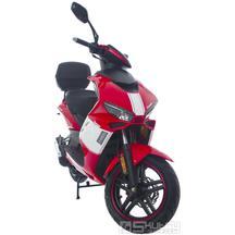 Motorro Formula 125i Euro4 + kufr a přilba* - barva červená