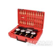 Sada pro synchronizaci a měření tlaků 4 karburátorů Buzzetti