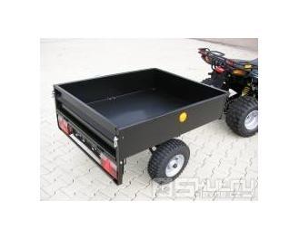 Vozík 4x4 za EMU alltrack včetně SPZ