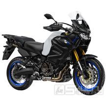 Yamaha Super Ténéré 1200ZE - barva šedá/modrá