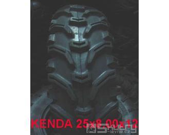 Pneumatika Kenda 25x8x12