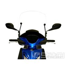 Plexi Speeds - Kymco Agility City+ 50/125