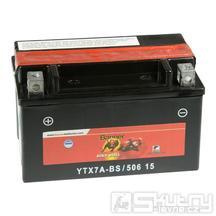 Gelová baterie Banner YTX7A-BS