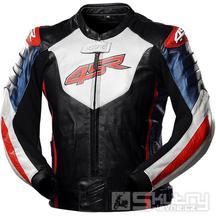 Moto bunda 4SR TT Replica Tricolor - velikost 48