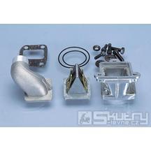 Karburátorová sestava sání Polini - Motobecane, pro karburátor Ø 15-19 mm