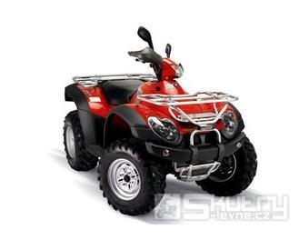 Linhai ATV 520 LH 4x4 - barva červená