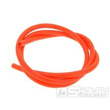 Benzinová hadice - oranžová