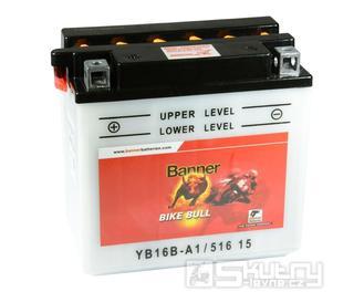 Olověná baterie Banner YB16B-A1