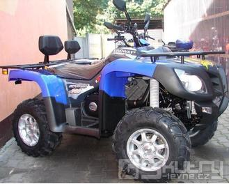 ATV Dominator EXTREME 700 (Dinli Centhor) - barva modrá