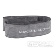 """Gumový pásek Heidenau do ráfku o šířce 50mm pro 16 až 17"""" ráfek"""