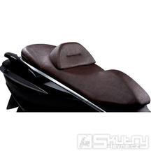 Komfortní gelové sedlo černé - Piaggio X10