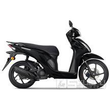Honda Vision 110 E5 - barva černá