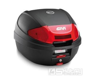 Kufr Givi E 300N2 černý - objem 30 litrů