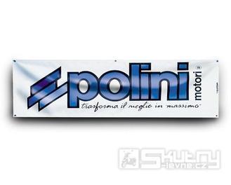 Banner Polini 1,90 x 0,70 m