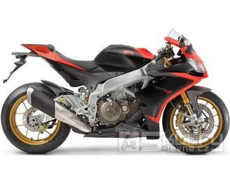 Aprilia RSV4 Factory APRC, ABS - barva černá/červená