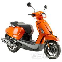 Kymco Like II S 125i CBS E5 - barva oranžová