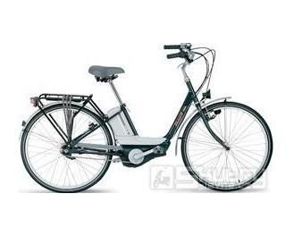 Malaguti PEDALIGHT - motokolo - barva černá