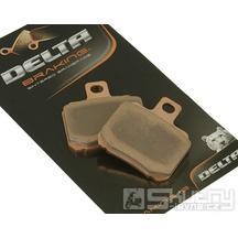 Brzdové destičky Delta slinované - DB2031QDN