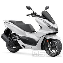 Honda PCX 125 ABS E5 - barva bílá