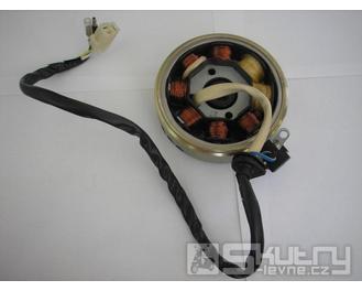 Kompletní magneto s dobíjením a snímačem otáček