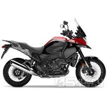 Honda VFR1200X Crosstourer - barva černá/červená