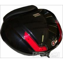 Kufr Gilera GP800 48l - červený
