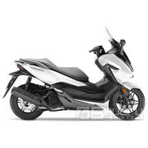 Honda Forza 125 ABS - barva bílá