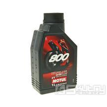 2 taktní olej Motul 800 2T Road Factory Line - 1 litr