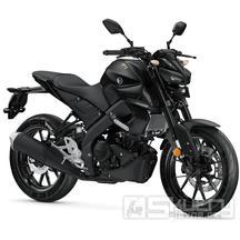 Yamaha MT-125 - barva černá
