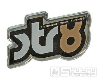 Nálepka 3D STR8