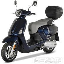 Kymco Like II 125i ABS E4 EXCLUSIVE se systémem noodoe - barva tmavě modrá